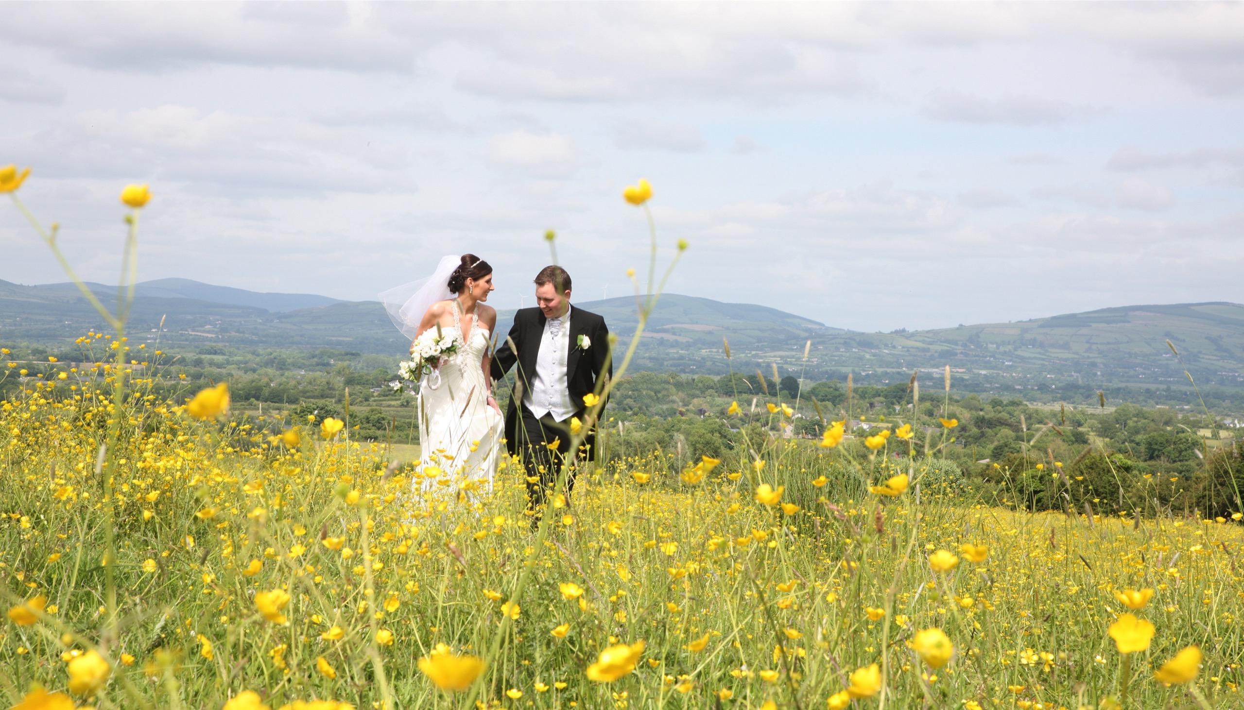 Magaret & William sun wedding