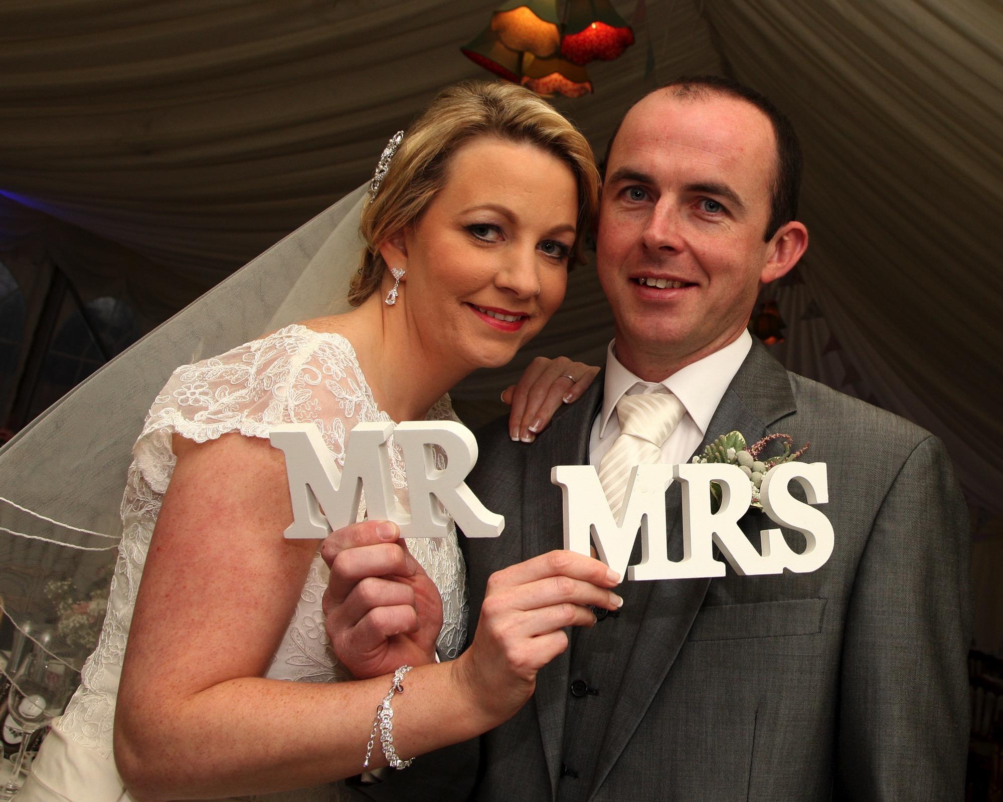 Yvonne & Tadhg Dingle Wedding