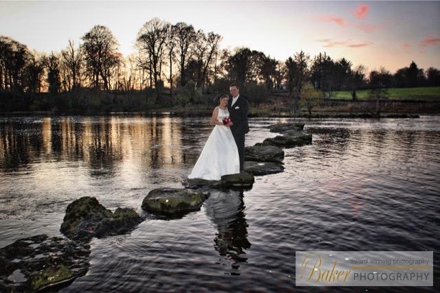 Geraldine and Frank's Castle Oaks Hotel Wedding