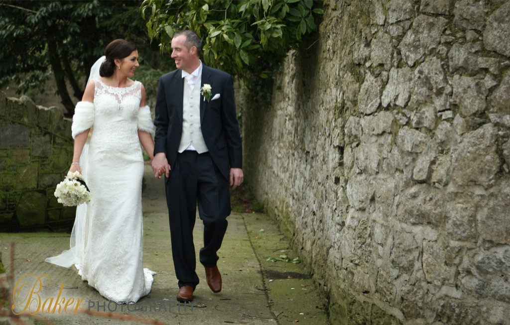 Gráinne and Connie's wild,west wedding