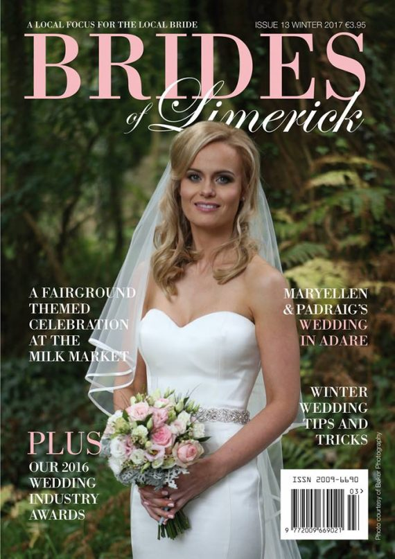 A Front Cover Bride!