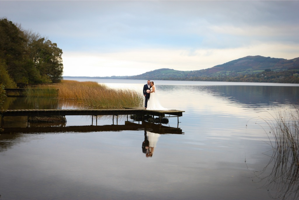 Leanne & James – Murroe Church | Lakeside Hotel, Killaloe