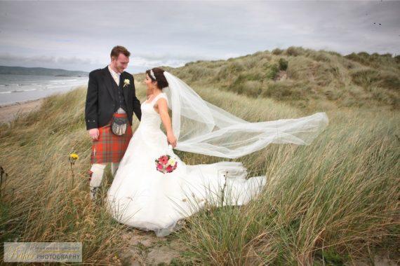 Katie and Chris's Kerry wedding