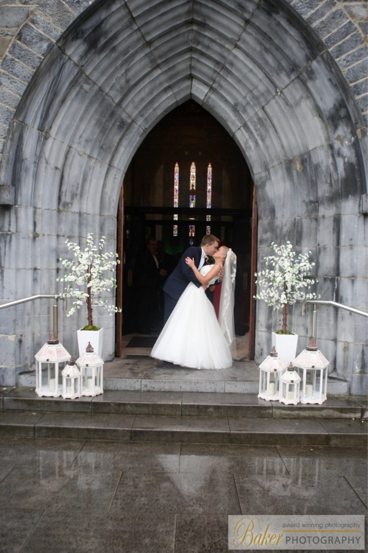 Adele and Kieran's Killarney wedding